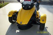 2008 Can-Am SPYDER SPORT TOURING SE5