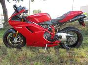 Ducati 1098S in immaculate condition.has 7, 610 on it. Fully serviced.