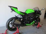 2011  Kawasaki ZX-6R with only 1600 miles.It is in excellent condition