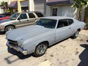 Chevrolet Chevelle Chevrolet Chevelle LS5 SS 454 TH400 12 BOLT WITH A