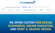Naples Web Design - Pixelmamma