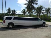 CADILLAC ESCALADE Cadillac Escalade Limousine