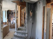 Fire Damage Repair in Sarasota   ServicesMaster Restorations